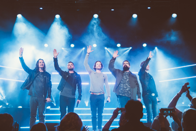 Home Free Vocal Band at Orpheum Theatre