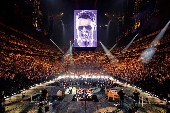 Eric Church at Thompson Boling Arena